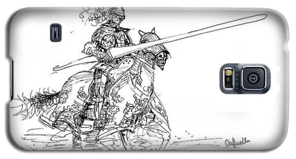 The Knight Galaxy S5 Case