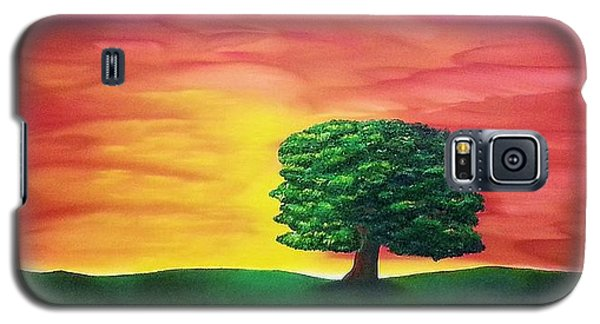 The Knowing Tree Galaxy S5 Case by Valorie Cross