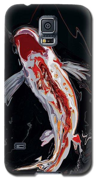 The Koi Galaxy S5 Case by Rabi Khan