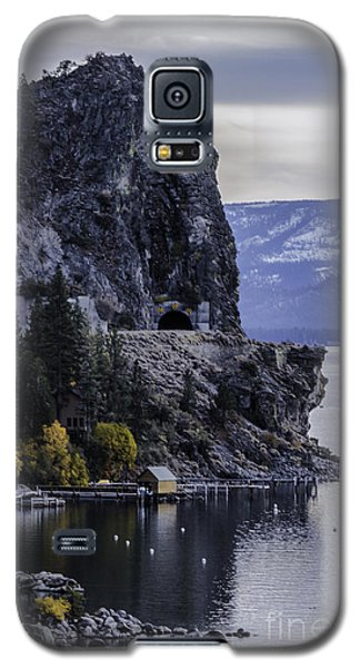 The Lady Of The Lake Galaxy S5 Case by Mitch Shindelbower