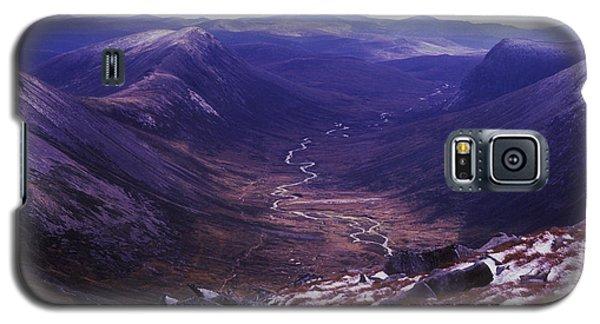 The Lairig Ghru - Cairngorm Mountains - Scotland Galaxy S5 Case