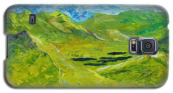 The Lakes Of Killarney  Original Sold Galaxy S5 Case by Conor Murphy