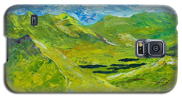 The Lakes Of Killarney  Original Sold Galaxy S5 Case