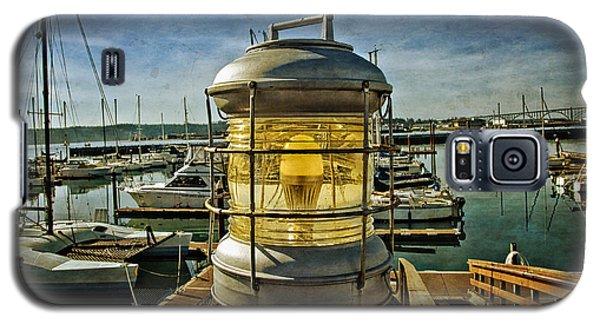The Lamp At Embarcadero  Galaxy S5 Case