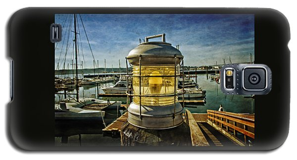 The Lamp At Embarcadero  Galaxy S5 Case