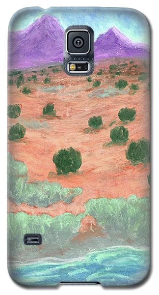 The Land In Between Galaxy S5 Case