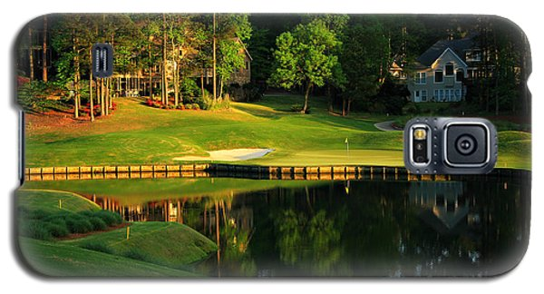 Golf At The Landing #3 In Reynolds Plantation On Lake Oconee Ga Galaxy S5 Case