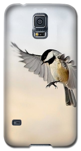 The Landing Galaxy S5 Case by Bill Wakeley