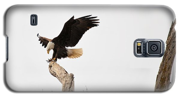 The Landing Galaxy S5 Case by Bonfire Photography