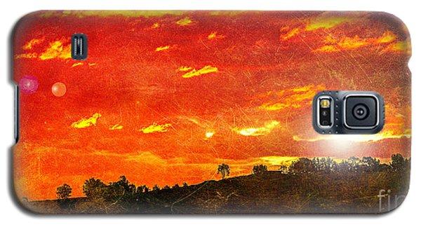 The Last Day Galaxy S5 Case