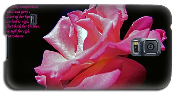 The Last Rose Of Summer Galaxy S5 Case