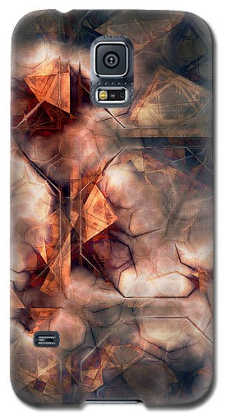Galaxy S5 Case featuring the digital art The Last Stand by Kim Redd