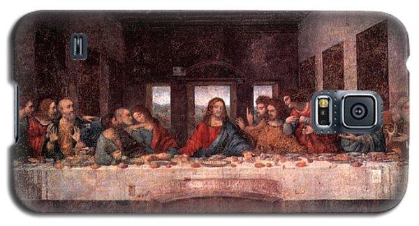 The Last Supper Galaxy S5 Case by Leonardo Davinci