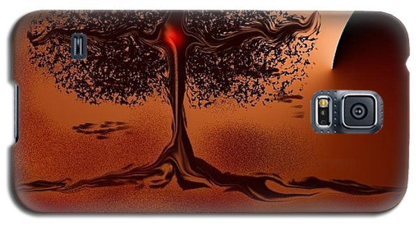 The Last Tree Galaxy S5 Case