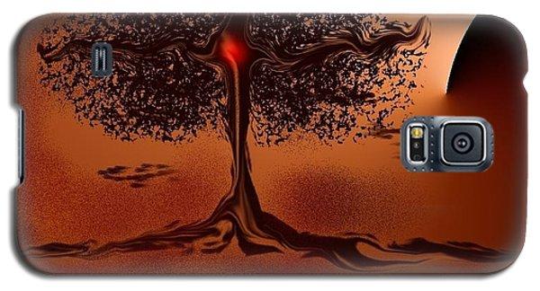 The Last Tree Galaxy S5 Case