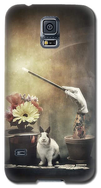 Magician Galaxy S5 Case - The Latest Trick... by Vaclav Kindl
