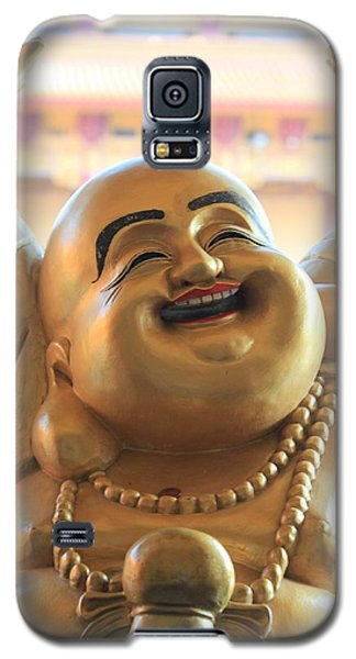 The Laughing Buddha Galaxy S5 Case