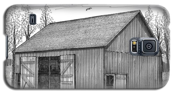 The Lawrence Barn Galaxy S5 Case