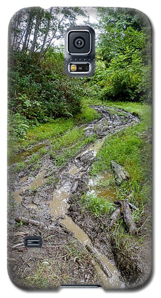 The Ledge Point Trail Galaxy S5 Case