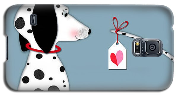 The Letter D For Dalmatian Galaxy S5 Case