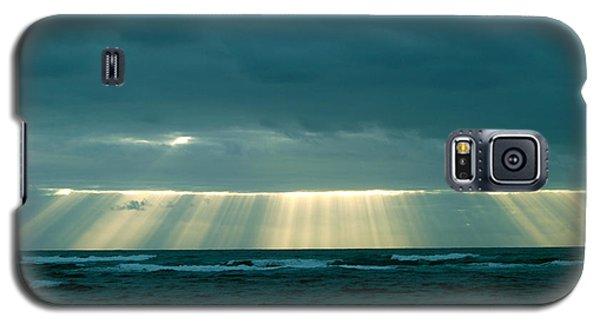 The Light Above Kapoho Galaxy S5 Case by Lehua Pekelo-Stearns