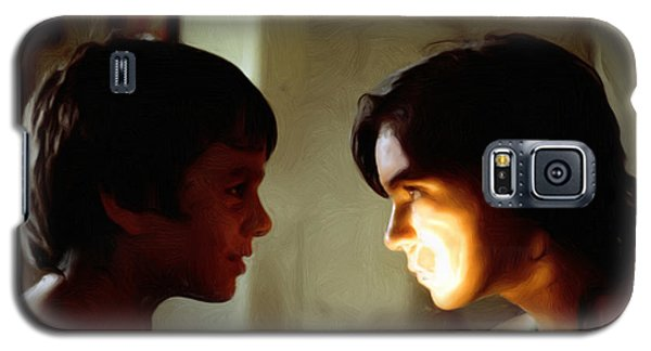 The Light In Their Eyes Galaxy S5 Case by Spyder Webb