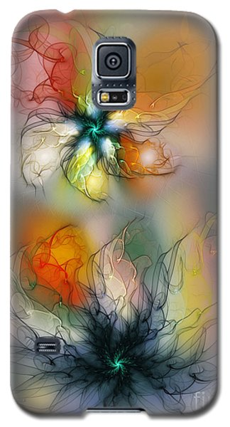 The Lightness Of Being-abstract Art Galaxy S5 Case