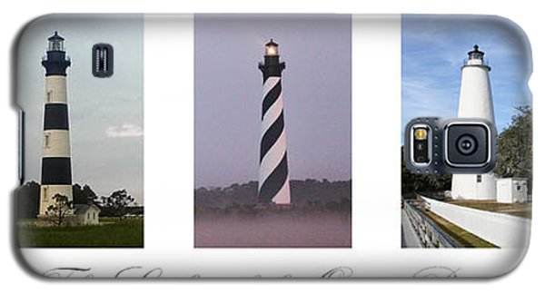 The Lights Of The Outer Banks Galaxy S5 Case by Tony Cooper