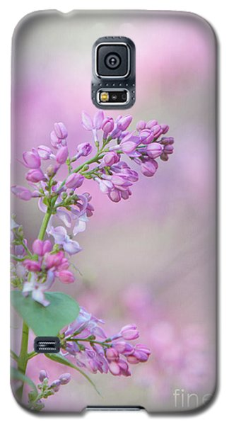 The Lilac Galaxy S5 Case