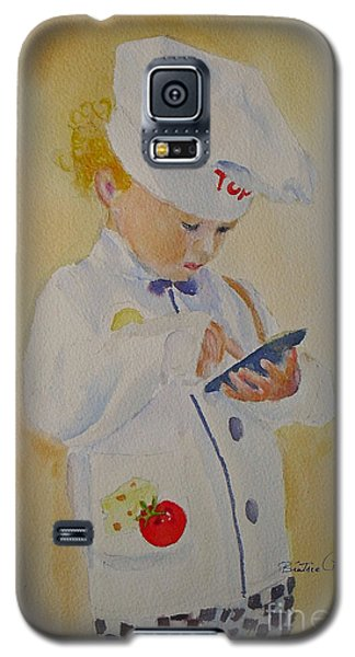 The Little Chef Galaxy S5 Case by Beatrice Cloake