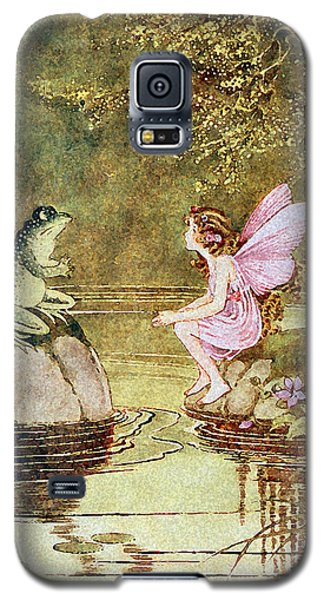 The Little Green Road To Fairyland  Galaxy S5 Case