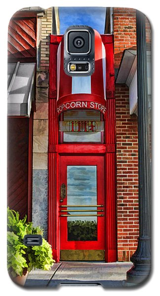 The Little Popcorn Shop In Wheaton Galaxy S5 Case