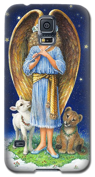 The Littlest Angel Galaxy S5 Case
