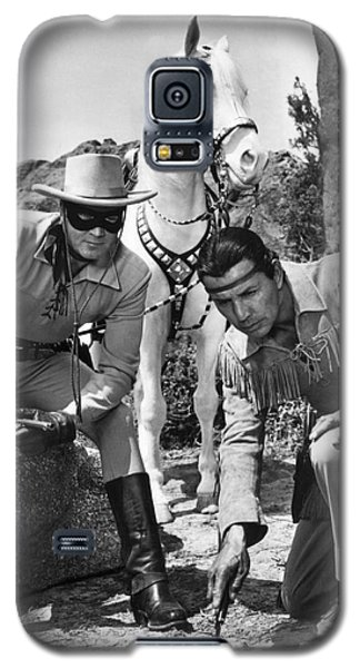 The Lone Ranger And Tonto Galaxy S5 Case