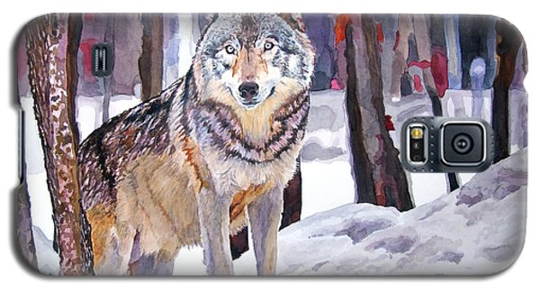 The Lone Wolf Galaxy S5 Case