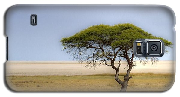 The Lonely Tree Galaxy S5 Case by Juergen Klust