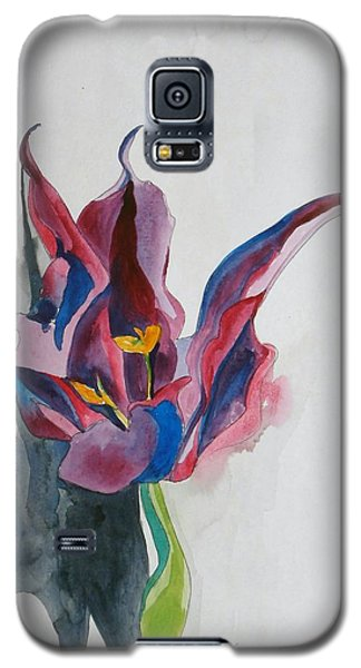 The Lonely Tulip Galaxy S5 Case