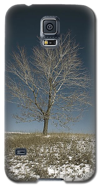 Galaxy S5 Case featuring the photograph The Loner I by Jessie Parker