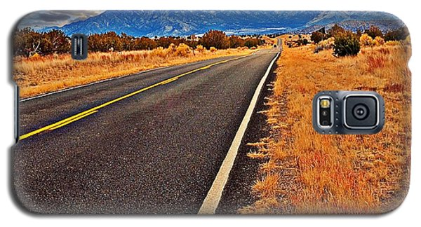 The Long Long Road Galaxy S5 Case by Bob Pardue