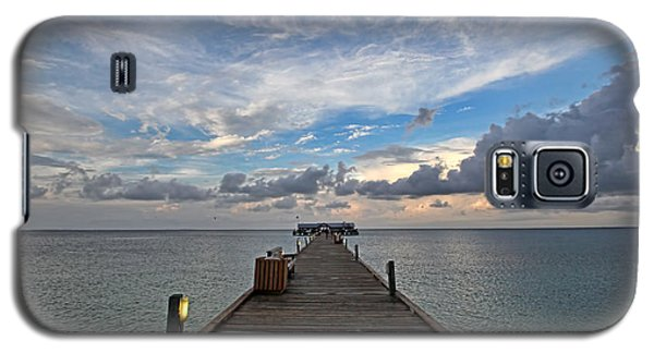 The Long Walk Galaxy S5 Case by HH Photography of Florida