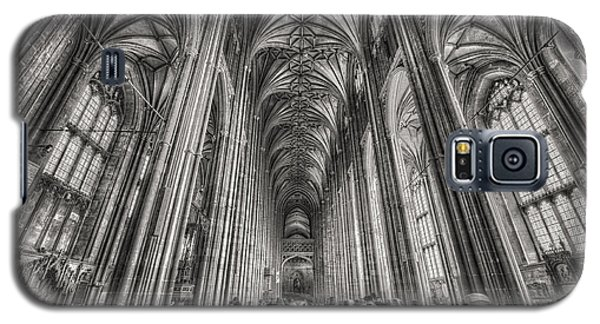 The Long Walk To Enlightenment Galaxy S5 Case by Jack Torcello