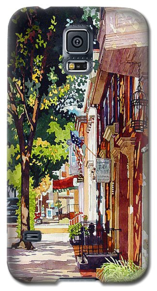 The Long Walk To Market Galaxy S5 Case