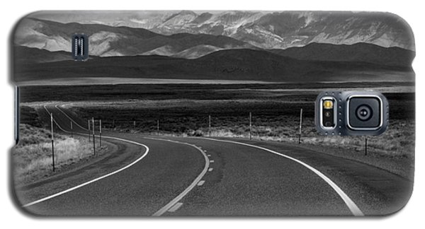 The Long Way Home Galaxy S5 Case by Janice Westerberg