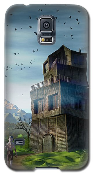 Galaxy S5 Case featuring the digital art The Longest Day by Matt Lindley