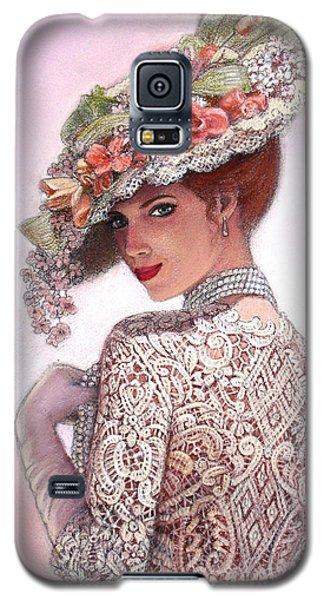 The Look Of Love Galaxy S5 Case by Sue Halstenberg