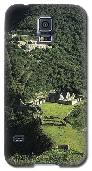 The Lost City Of Choquequirao Galaxy S5 Case