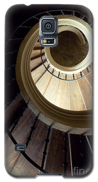 The Lost Wooden Tower Galaxy S5 Case