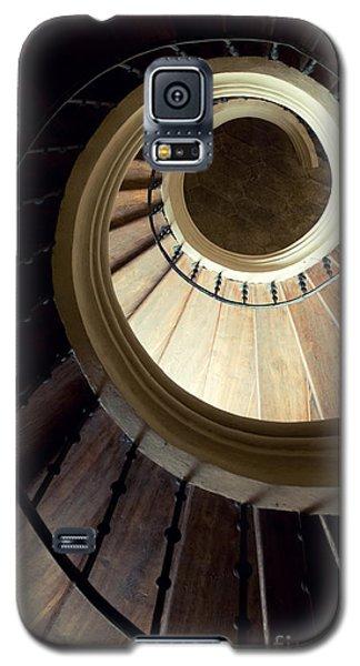 The Lost Wooden Tower Galaxy S5 Case by Jaroslaw Blaminsky