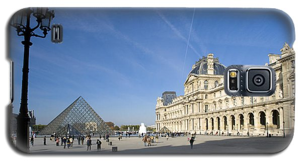 The Louvre Galaxy S5 Case