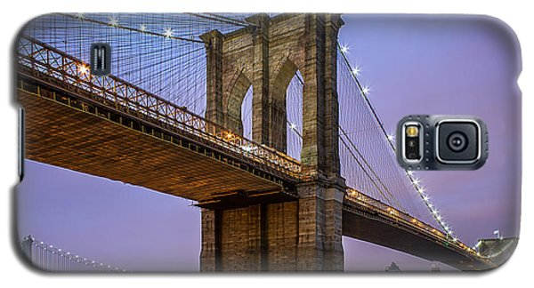 Galaxy S5 Case featuring the photograph The Love Of Brooklyn  by Anthony Fields